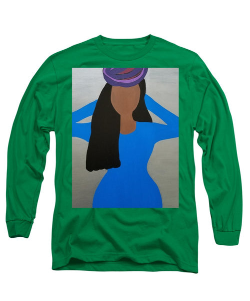 Amina - Long Sleeve T-Shirt
