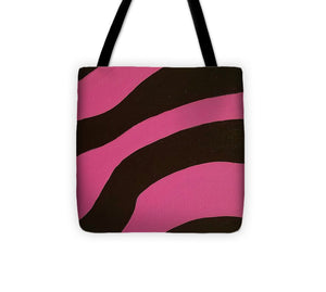 Tote Bag - Wild Side Pink