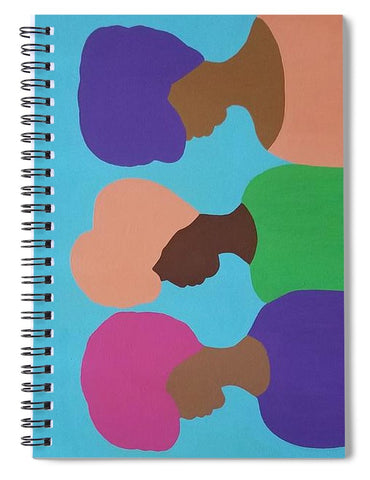 Sisterhood - Spiral Notebook
