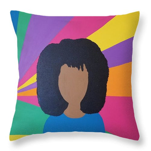 Ashley - Throw Pillow