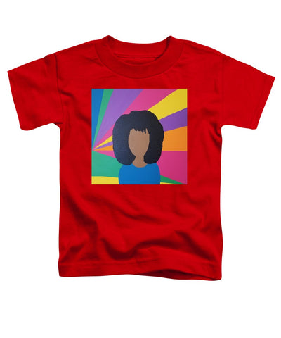 Ashley - Toddler T-Shirt
