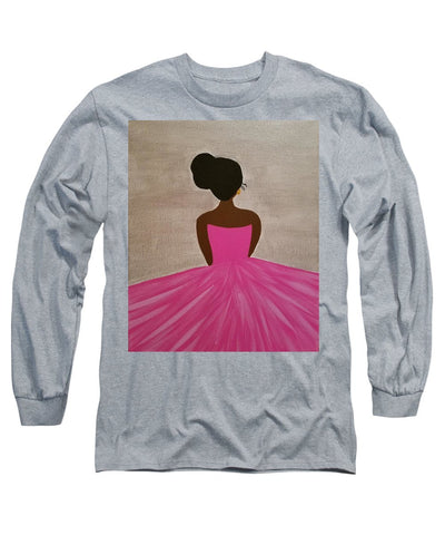 Ballerina - Long Sleeve T-Shirt