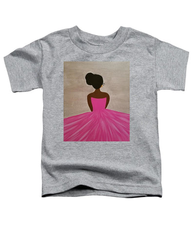 Ballerina - Toddler T-Shirt
