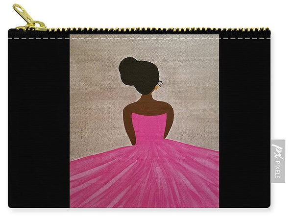 Ballerina - Carry-All Pouch