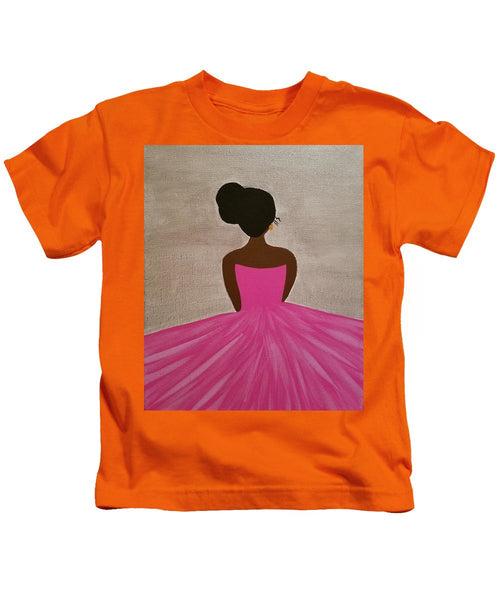 Ballerina - Kids T-Shirt