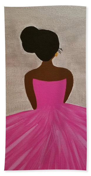 Ballerina - Beach Towel