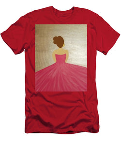 Ballerina II - Men's T-Shirt (Athletic Fit)