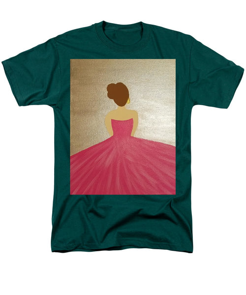 Ballerina II - Men's T-Shirt  (Regular Fit)
