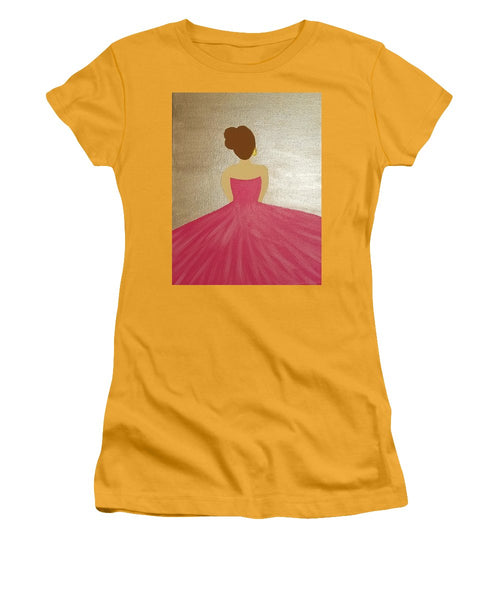 Ballerina II - Women's T-Shirt (Athletic Fit)