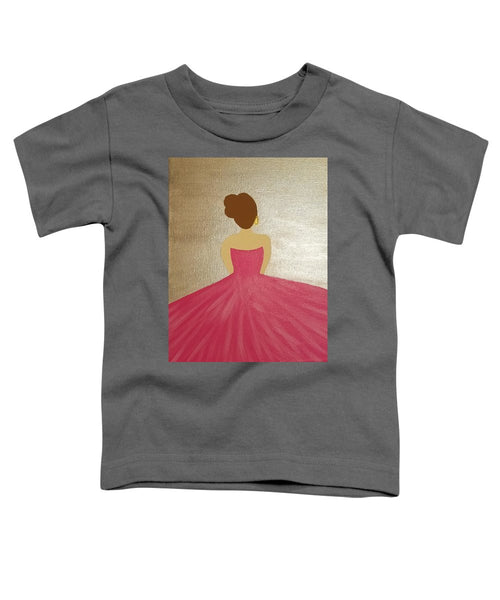 Ballerina II - Toddler T-Shirt