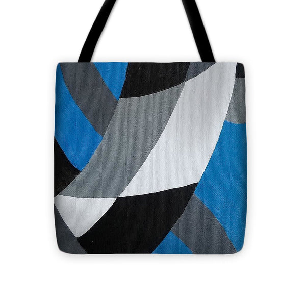 Blue - Tote Bag