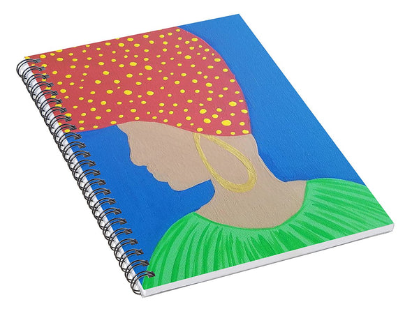 Carmen - Spiral Notebook