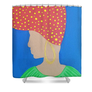 Carmen - Shower Curtain
