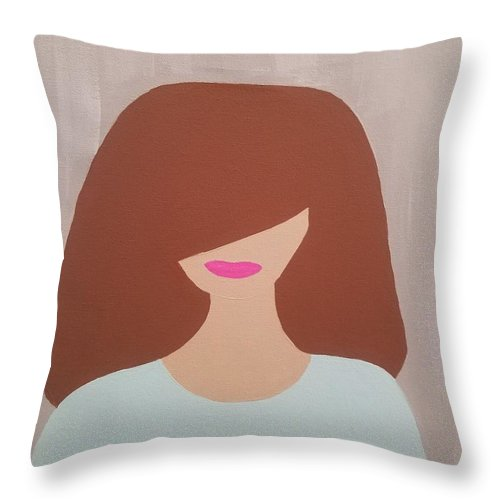 Candice - Throw Pillow