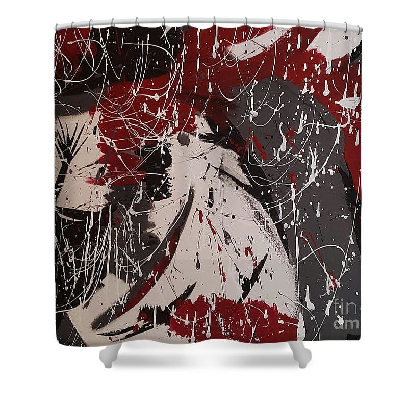 Shower Curtain - Chaos