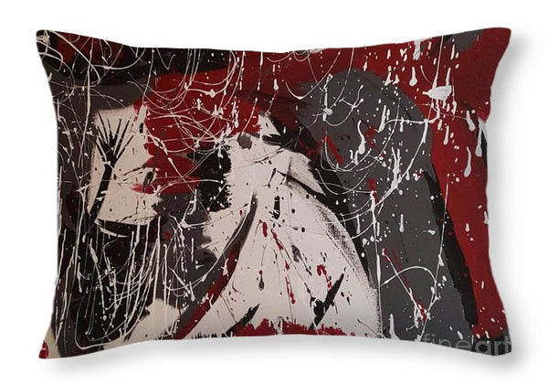 Throw Pillow - Chaos