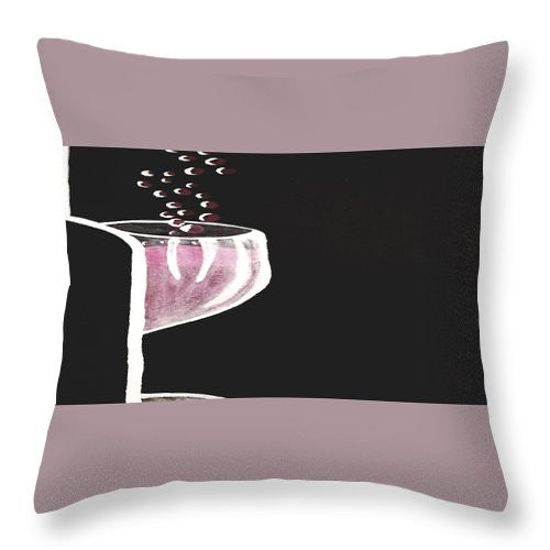 Cheers - Throw Pillow
