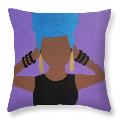 Christina - Throw Pillow
