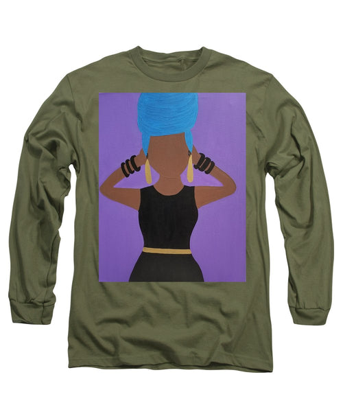 Christina - Long Sleeve T-Shirt