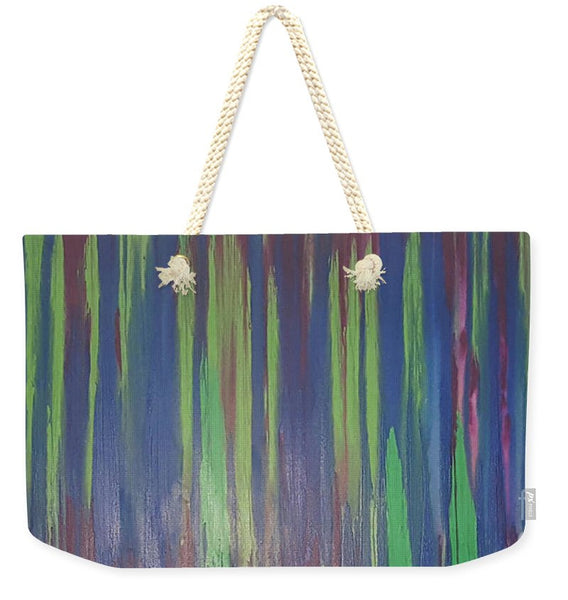 Weekender Tote Bag - Color Run