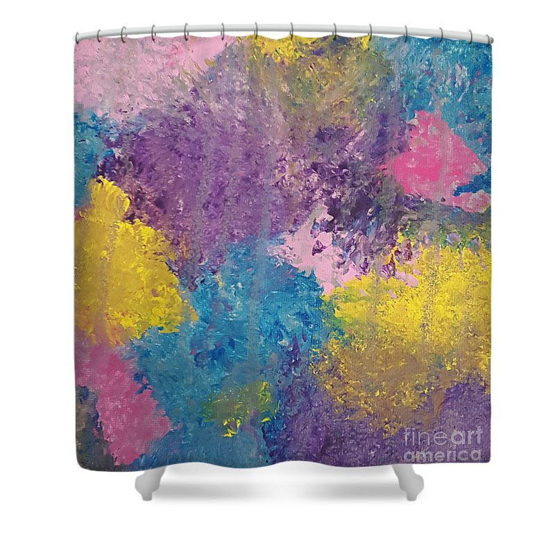 Shower Curtain - Colorburst