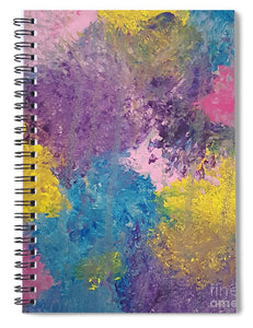 Colorburst - Spiral Notebook