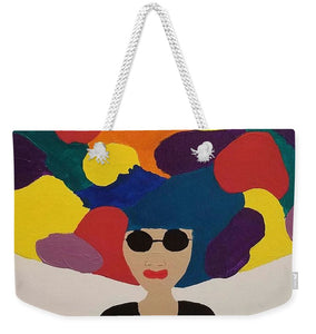 Weekender Tote Bag - Colorfro