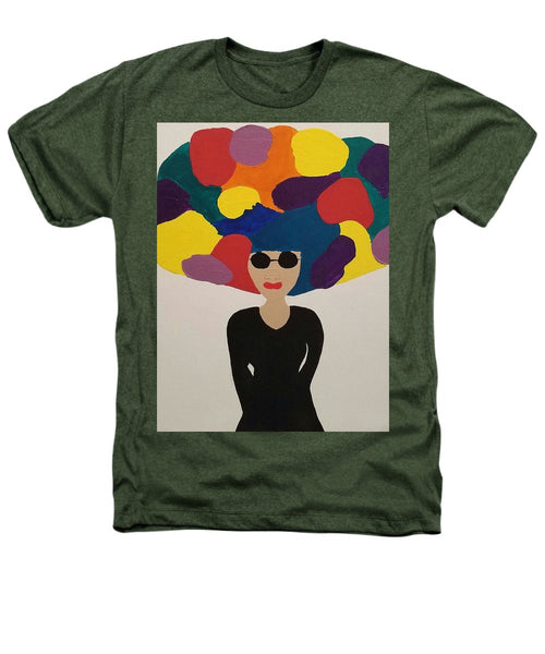 Color Fro - Heathers T-Shirt