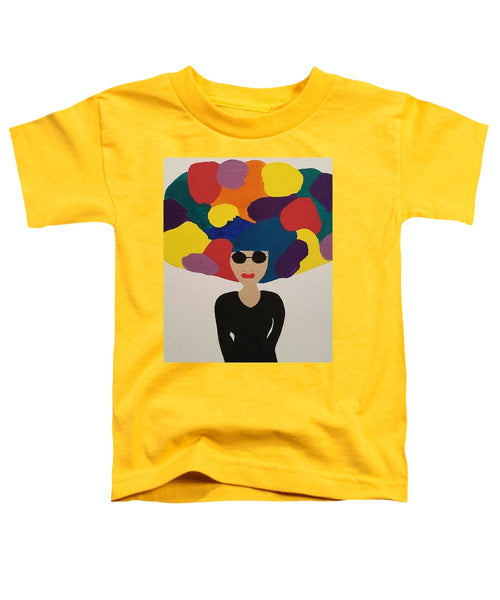 Color Fro - Toddler T-Shirt