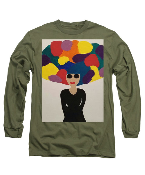 Color Fro - Long Sleeve T-Shirt