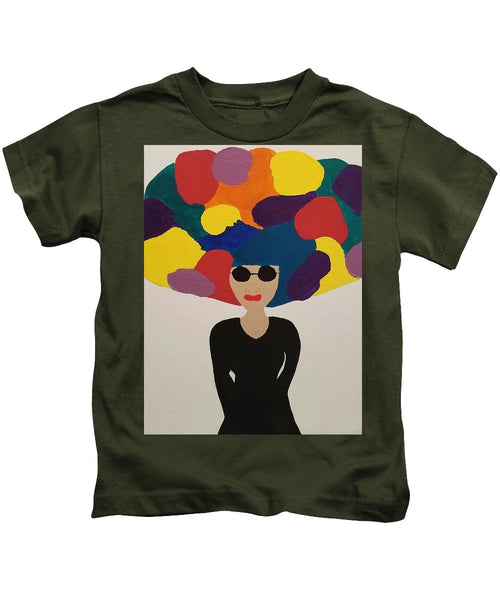 Color Fro - Kids T-Shirt