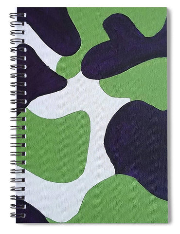 Abstract Camo - Spiral Notebook