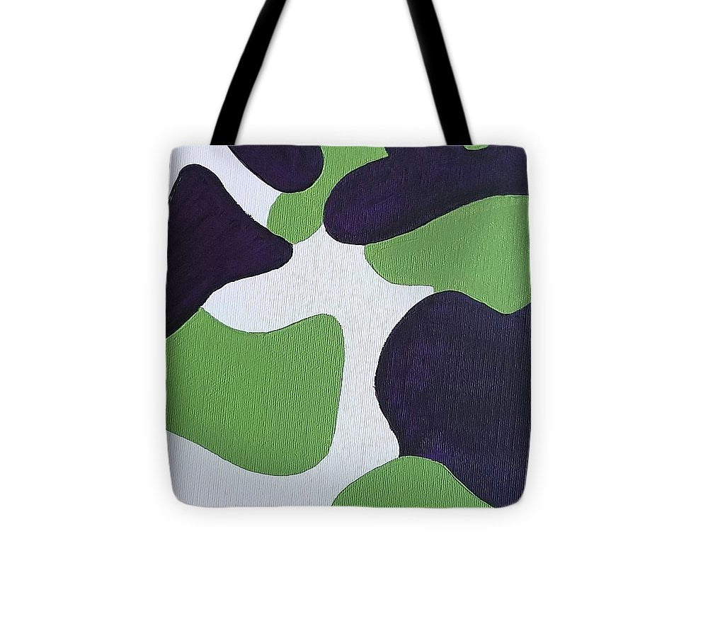 Tote Bag - Abstract Camo