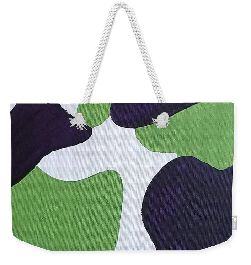 Weekender Tote Bag - Abstract Camo
