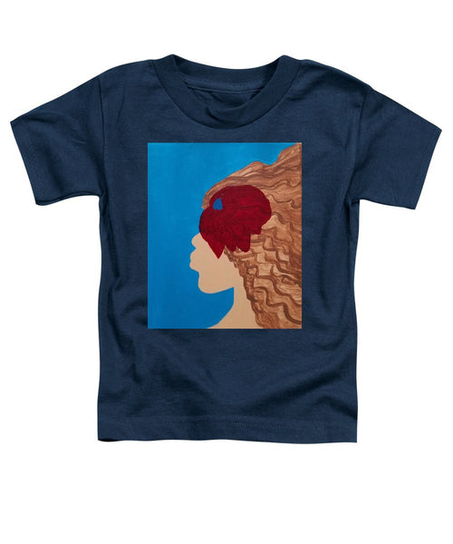 Como La Flor - Toddler T-Shirt