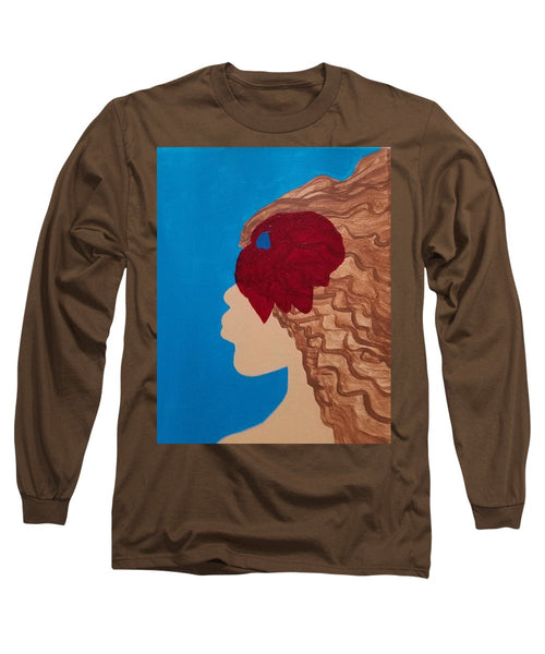 Como La Flor - Long Sleeve T-Shirt