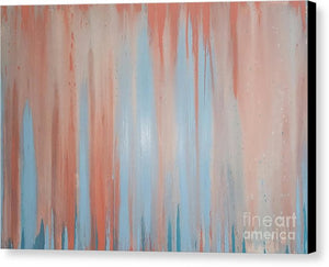 Canvas Print - Coral Beach