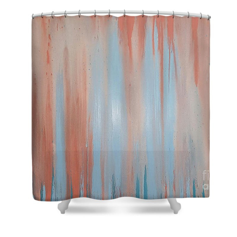 Shower Curtain - Coral Beach