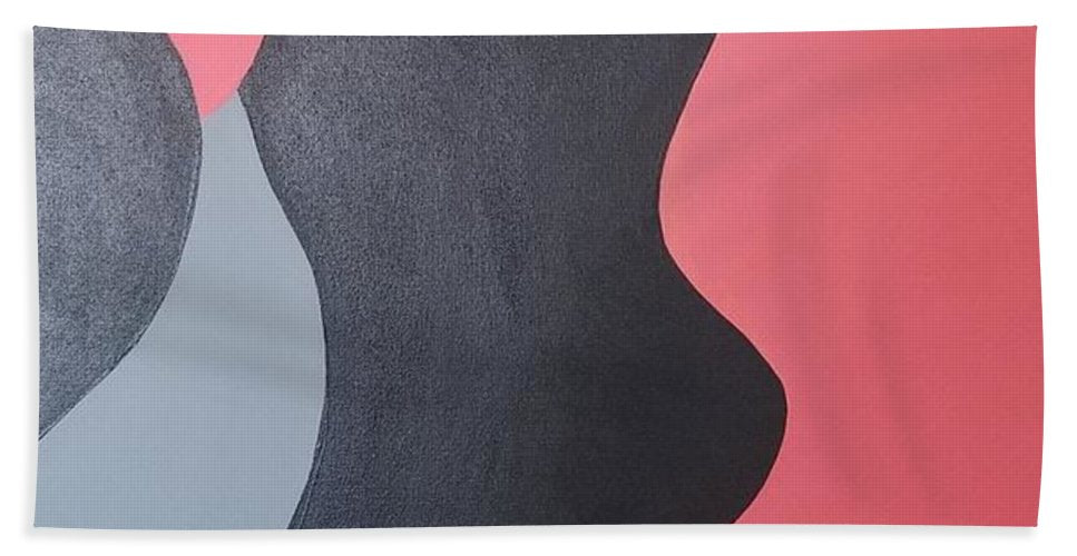 Coral Love - Beach Towel