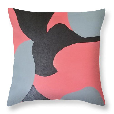 Coral Love II - Throw Pillow
