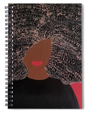 Courtney - Spiral Notebook