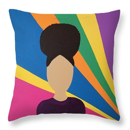 Denise - Throw Pillow