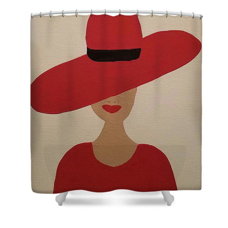 Shower Curtain - Diva