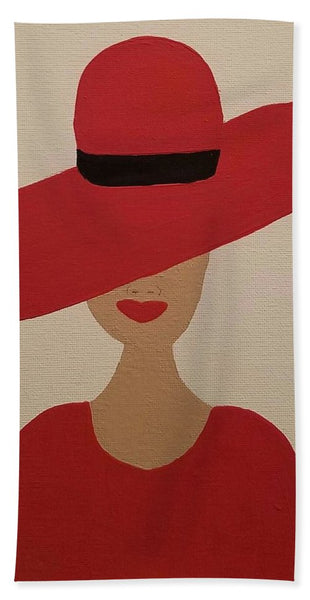Diva - Beach Towel