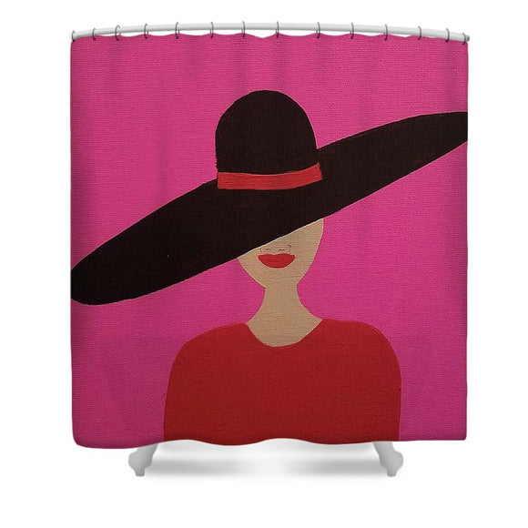 Shower Curtain - Diva II