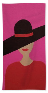 Diva II - Beach Towel