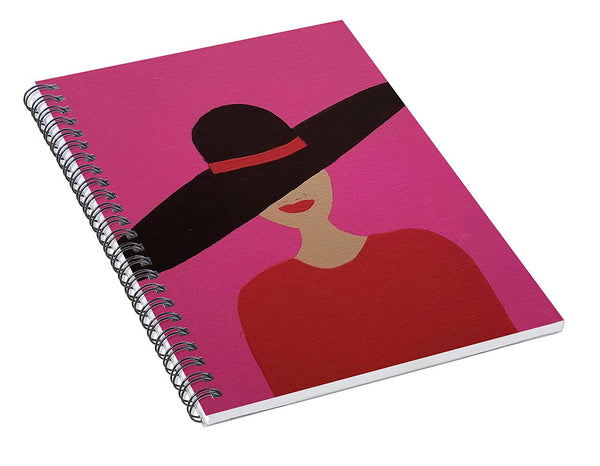 Diva II - Spiral Notebook