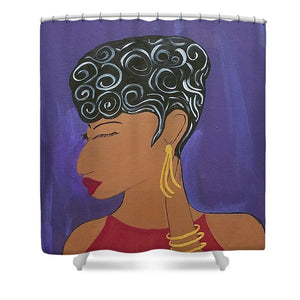 Donna - Shower Curtain