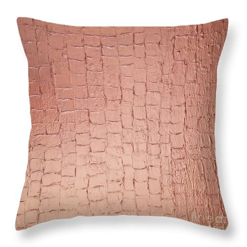 Throw Pillow - Dragons Egg- Bronze