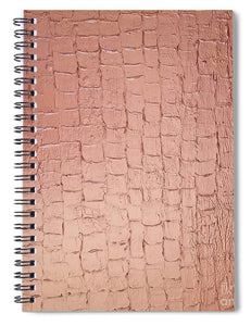 Dragons Egg- Bronze - Spiral Notebook
